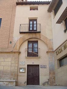 Casa de Miguel Pellicer
